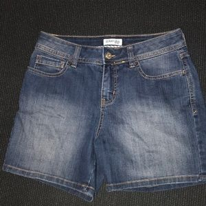 Cute St. John's Bay Jean shorts!